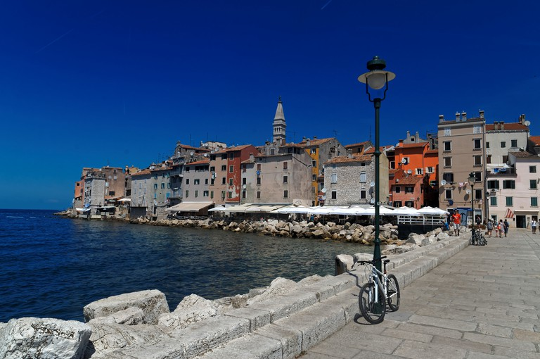Rovinj boardwalk | © Christoph Sammer/Flickr