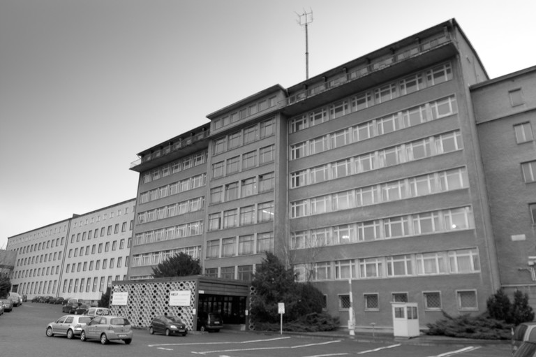 Stasi headquarters