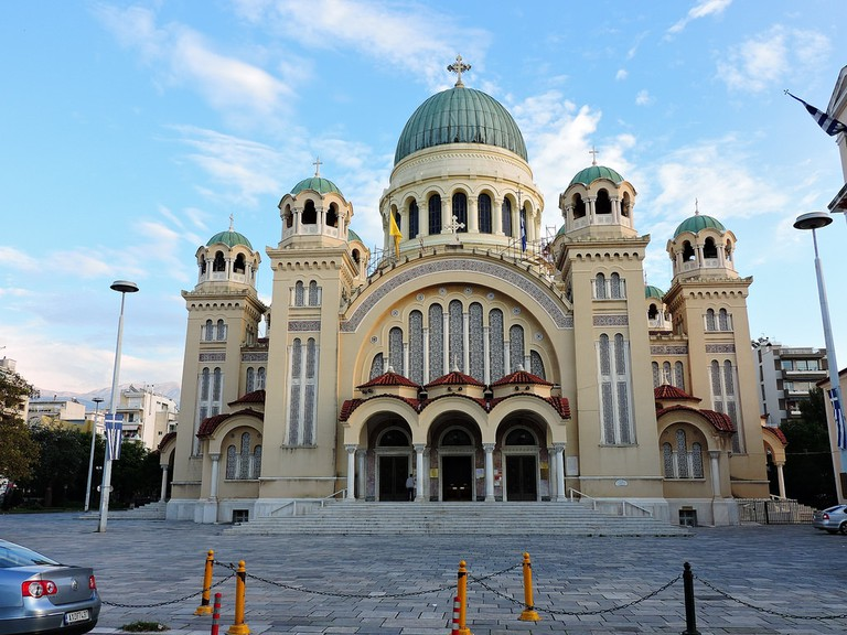 Agios Andreas (St. Andrew) church, Patras