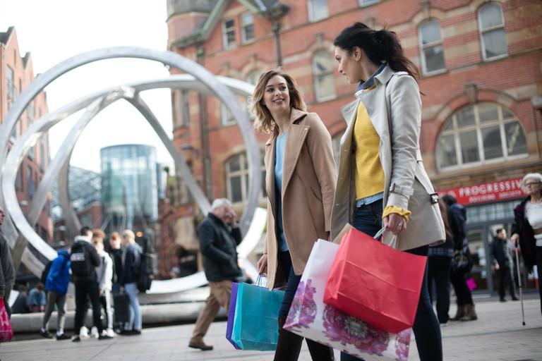Shopping in Belfast