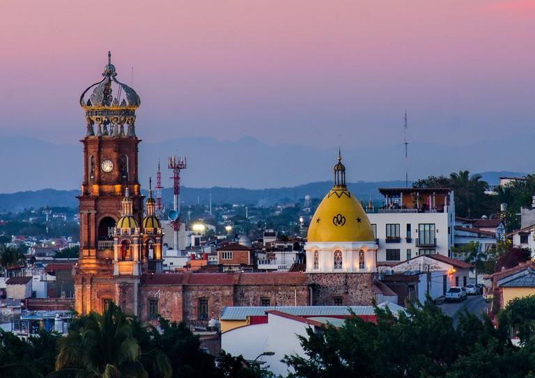 La Iglesia de Nuestra Señora de Guadalupe