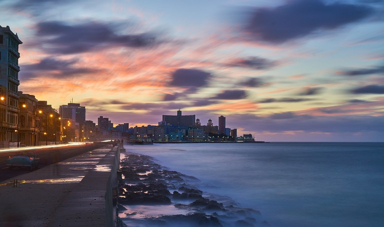 Malecon, El Malecon, La Habana, Cuba