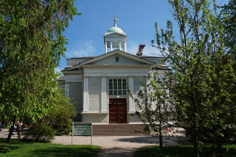 Helsinki Old Church, 2017
