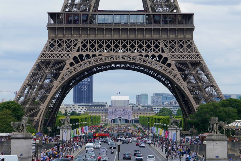 Eiffel Tower | © Alessandro Traini/Flickr
