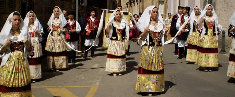 352° Festa di Sant'Efisio | © ChristianoCani/Flickr