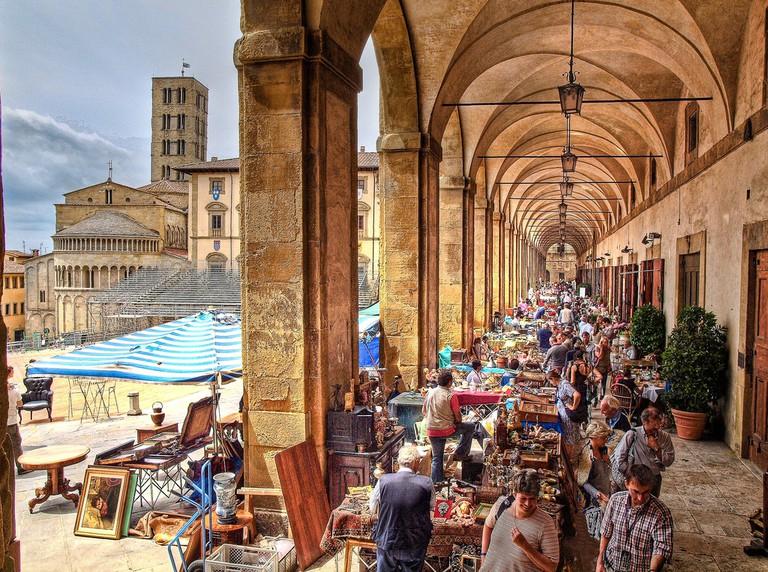 Antiques Fais in Arezzo