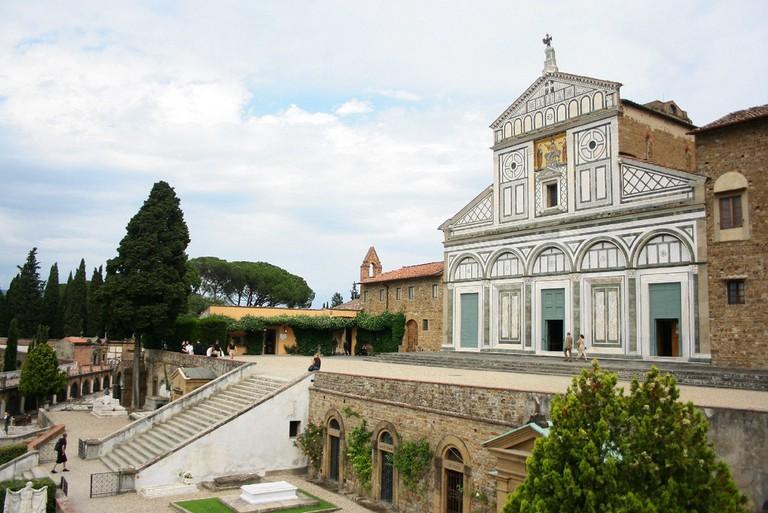 San Miniato, Florence