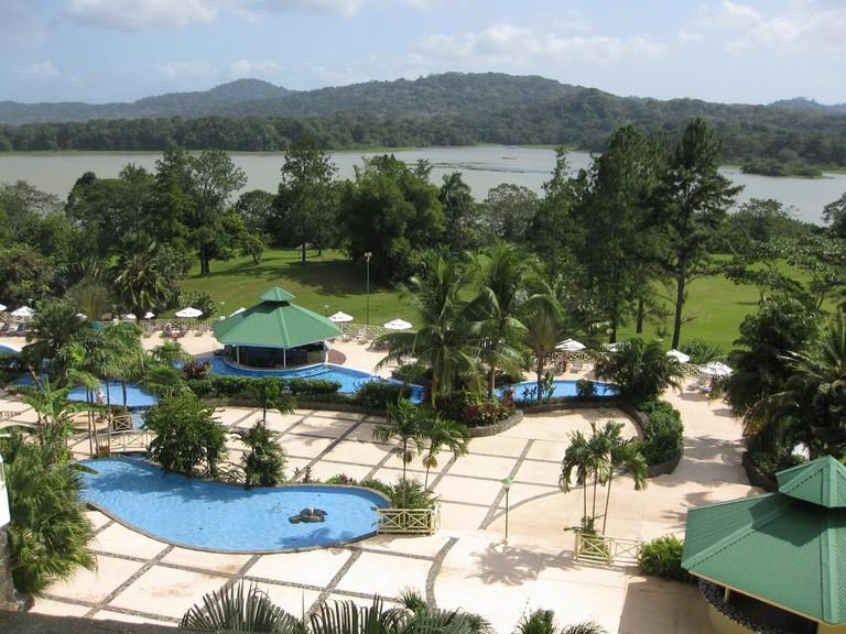 Gamboa Rainforest Resort on the Chagres River