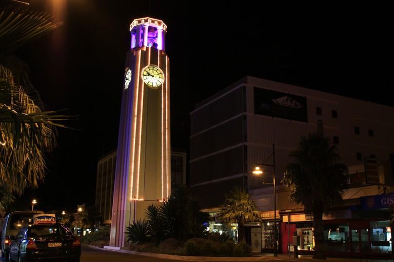 Gisborne Clock Tower