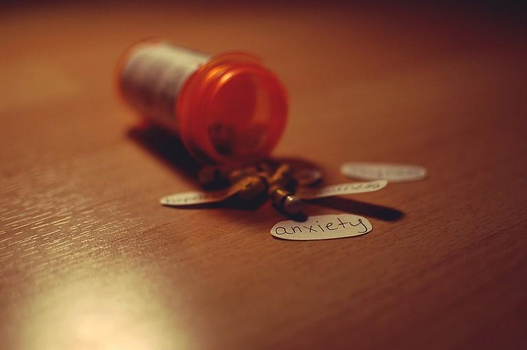 Anxiety medication I