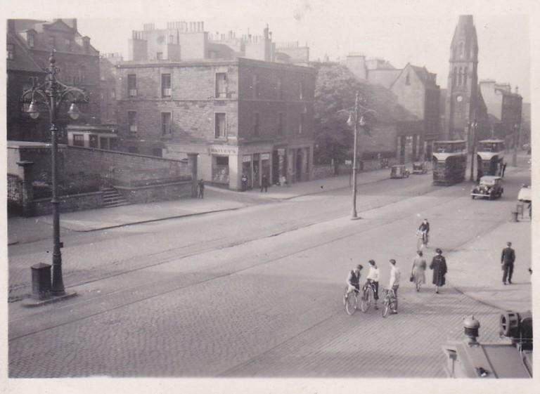 Leith Walk c. 1950's