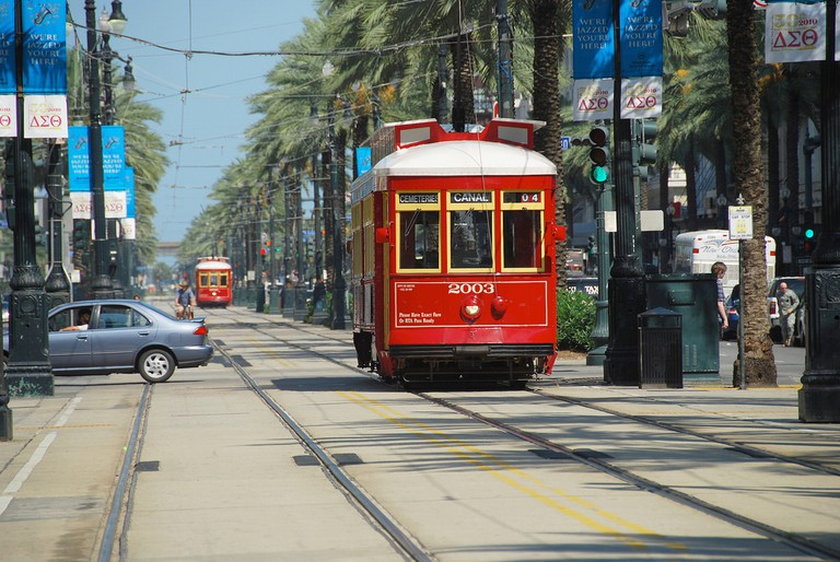 Canal St Streetcar, New Orleans | © faungg's photos/Flickr