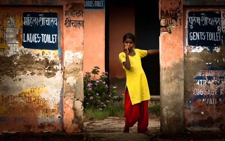 5.8 million toilets were built in India since 2014