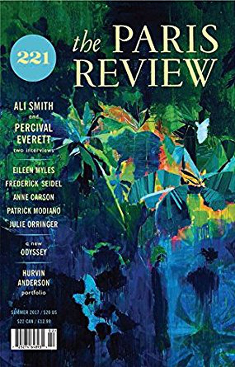 The Paris Review | © The Paris Review Foundation, Inc.