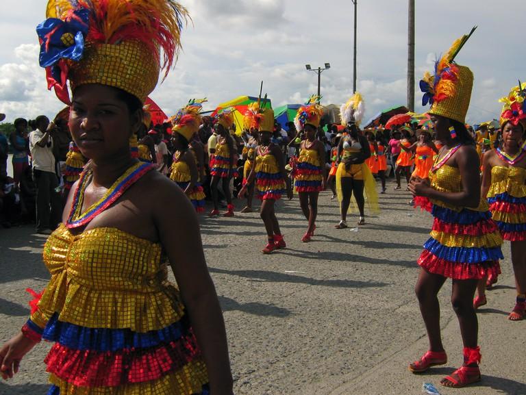 San Pacho celebrations in Quibdo