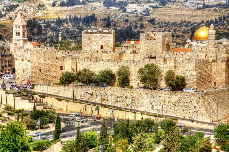 The Old City of Jerusalem. Ⓒ Israeltourism/ Flickr