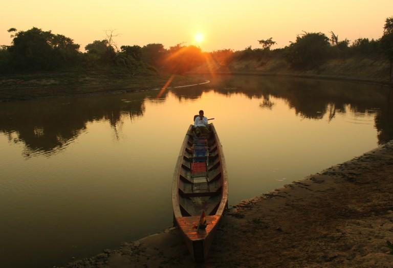 Amazon near Rurre