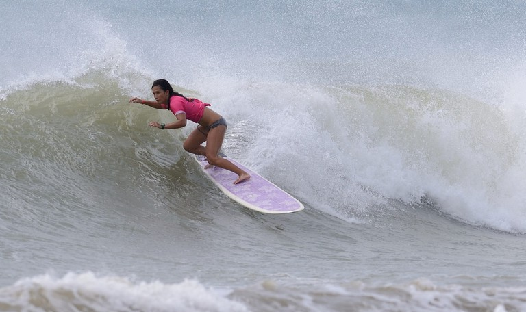 Surf in Jialeshui
