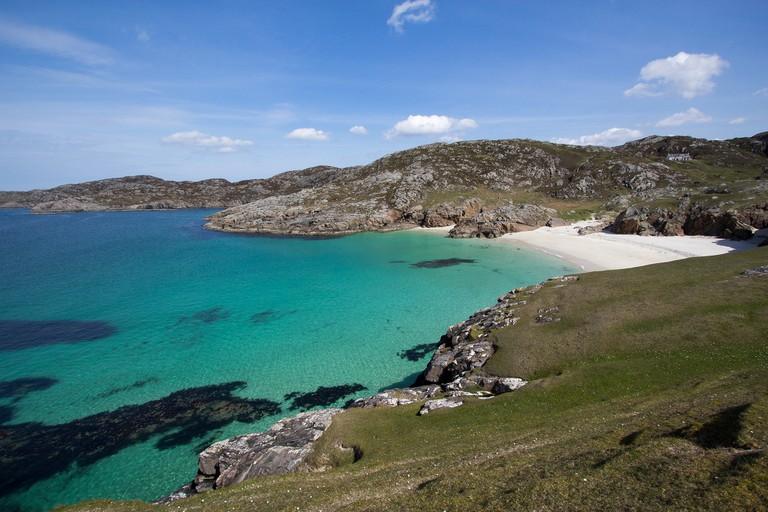 Hidden Lochinver Beach
