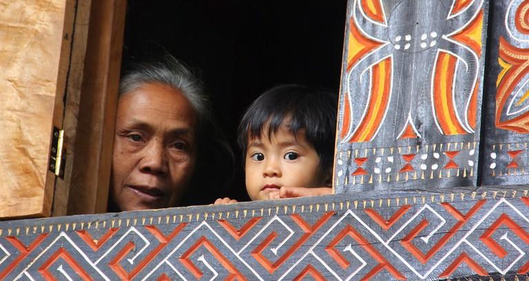 Indonesia's ethnic tribes