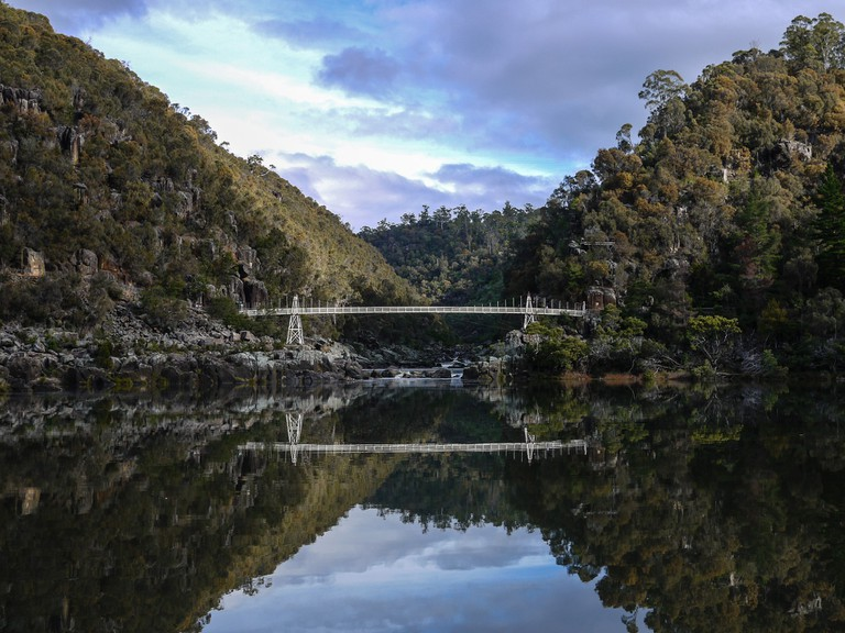 Cataract Gorge, Launceston TAS – Bridge
