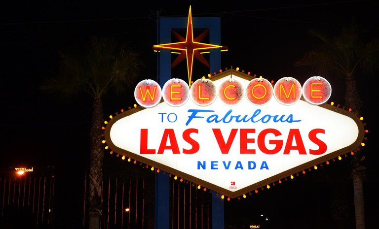 Welcome to Las Vegas | © Floris Oosterveld