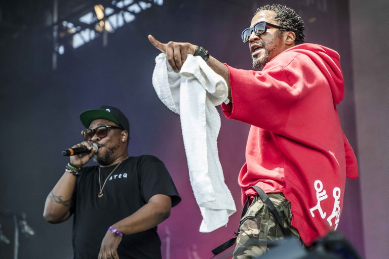 A Tribe Called Quest at Panorama 2017