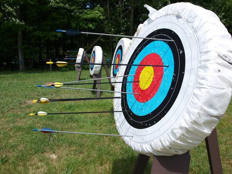Try your hand at archery in Andorra