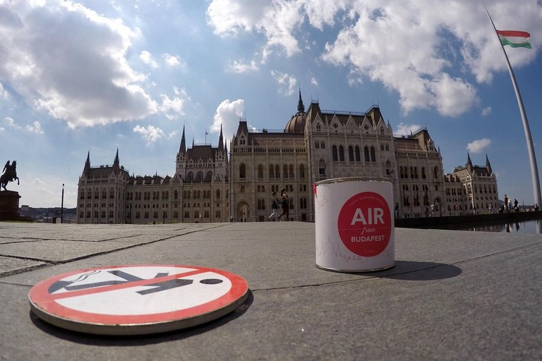 Courtesy of Air From Budapest