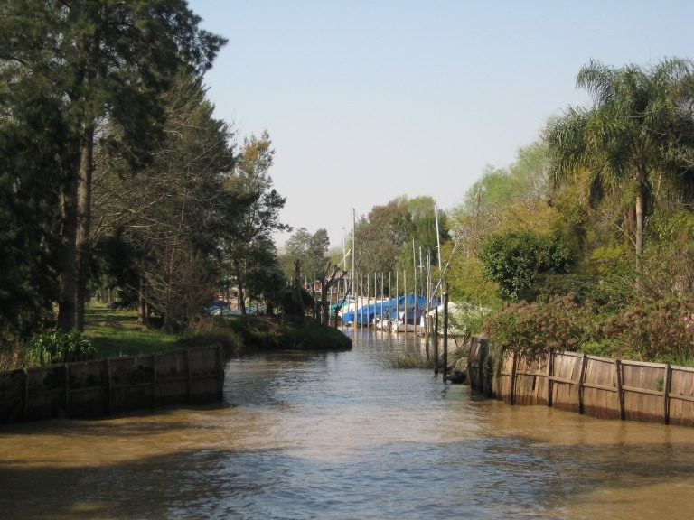 The delightful islands and waterways of Tigre