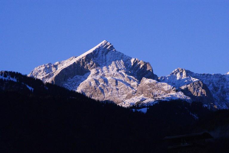 The Alpspitze