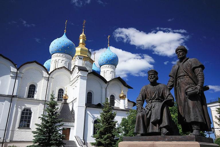 Annunciation Cathedral Kazan