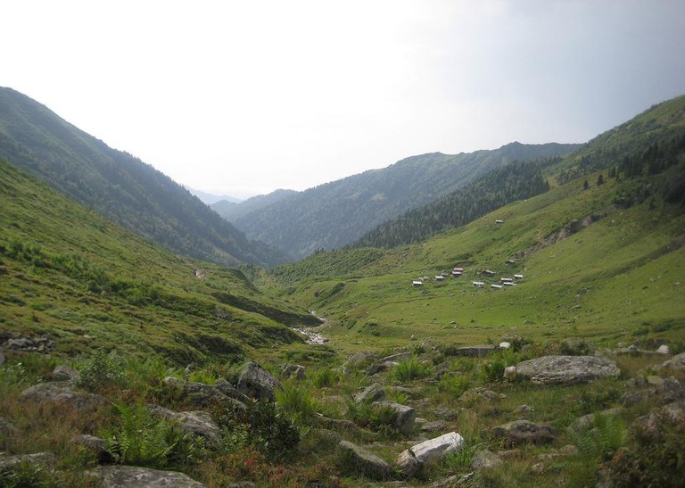 Kaçkar Mountains