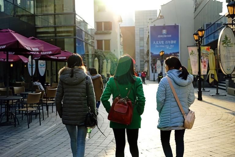 Chinese travelers | © 简体中文 /Pixabay
