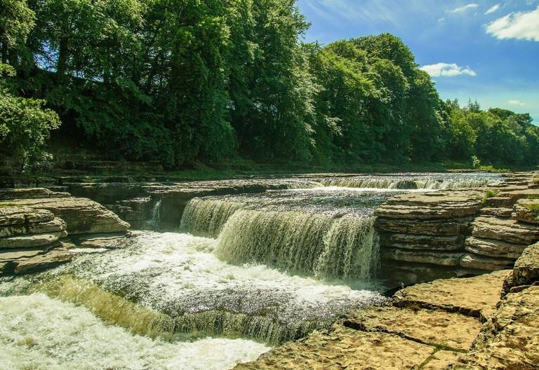 Aysgarth Waterfalls