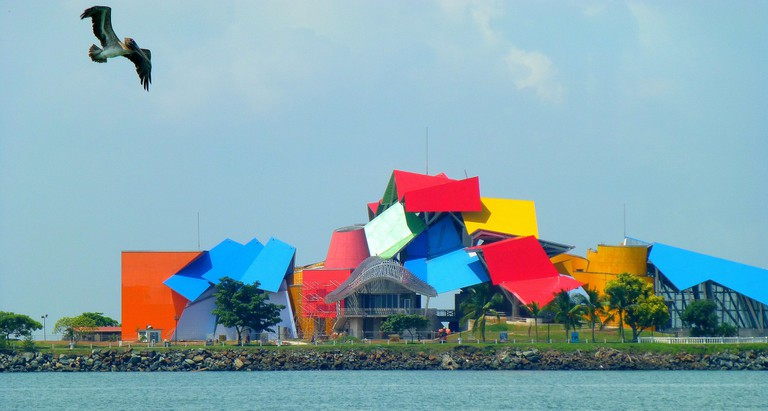 Biomuseo in Panama City