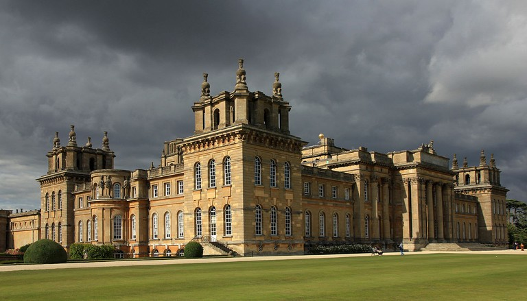 Blenheim Palace | © BjoernEisbaer/WikiCommons