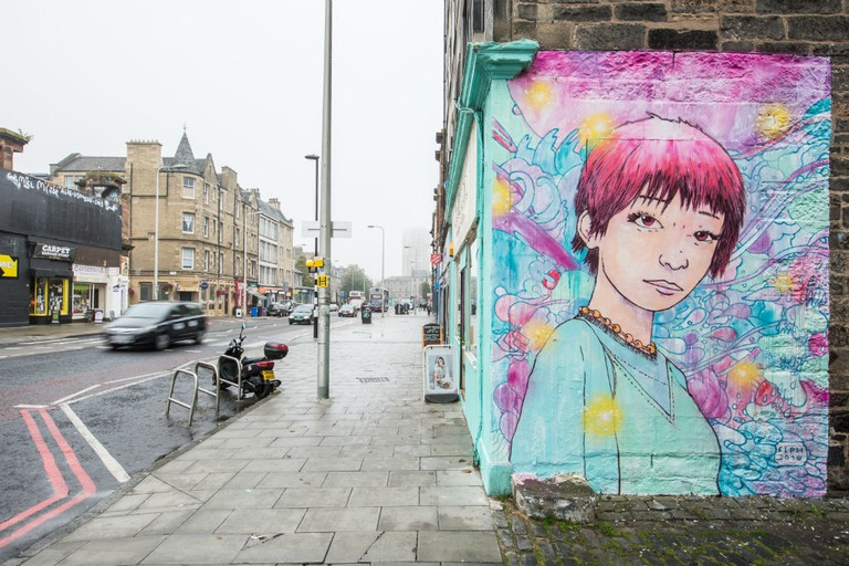 Courtesy Of Leith Late