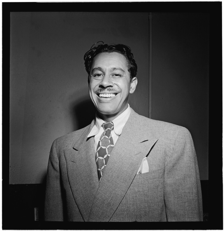 Cab Calloway │© The Library of Congress / Wikimedia Commons