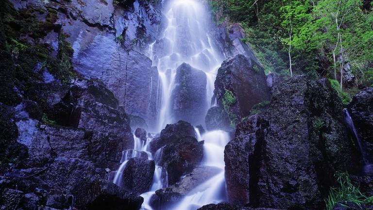 Niedeck waterfall