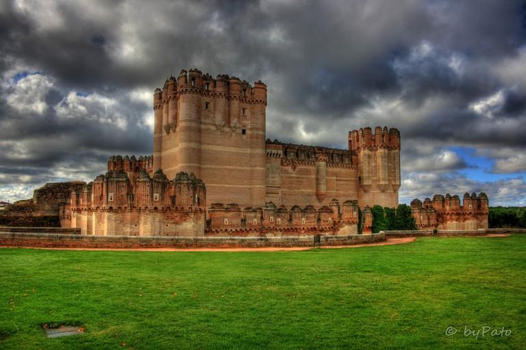 Castillo de Coca, Spain | ©Pato I.R. / Flickr