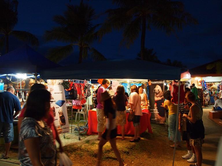 Chamorro Night Market