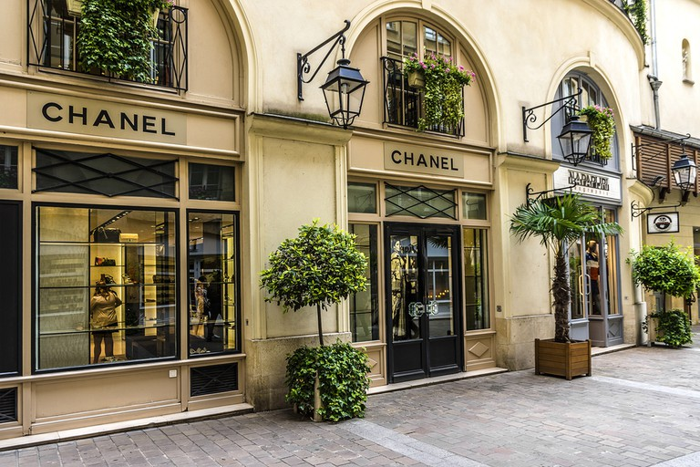 Chanel boutique, Paris │© Kiev Victor / Shutterstock