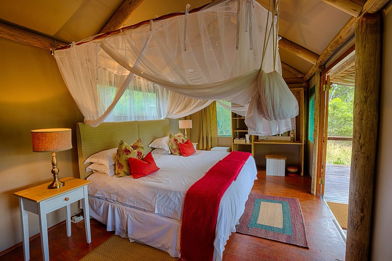 Luxurious Glamping Sites in South Africa