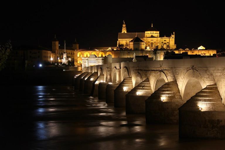 Córdoba's Roman bridge