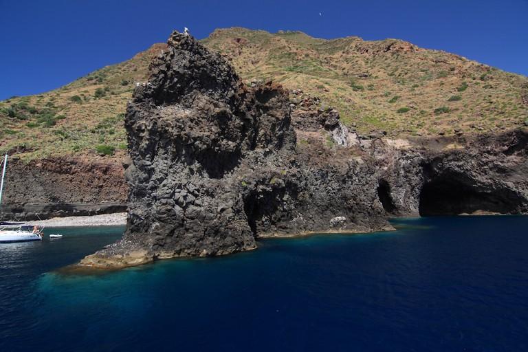 Eolie, isola di Filicudi