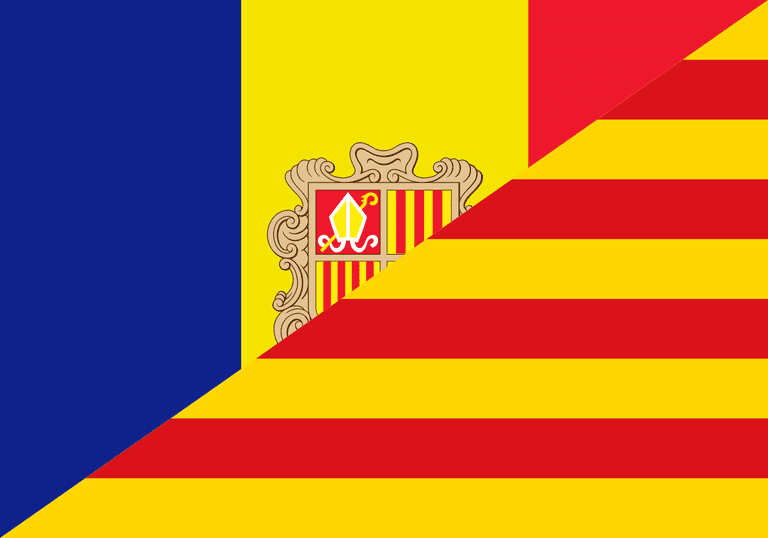 Catalan is the official language of Andorra | ©Keepscases / Wikimedia Commons