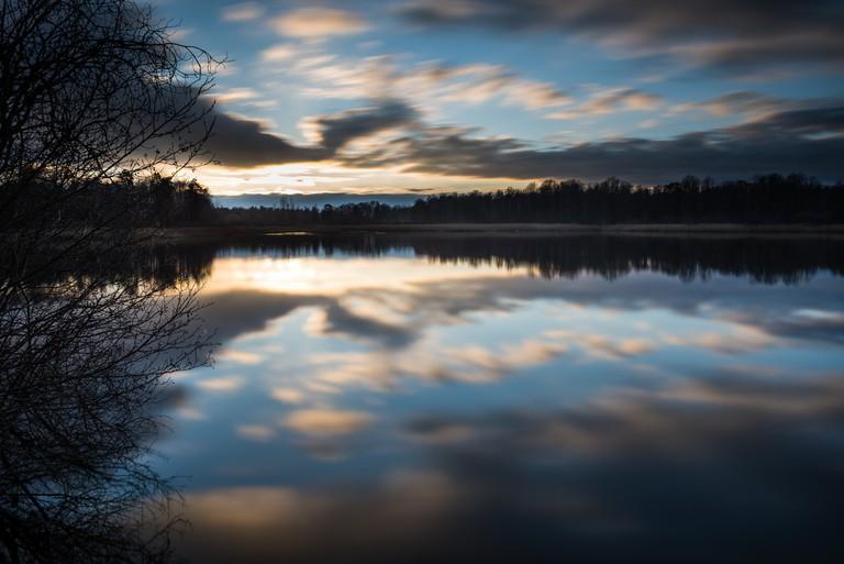 Lake Ågestasjön