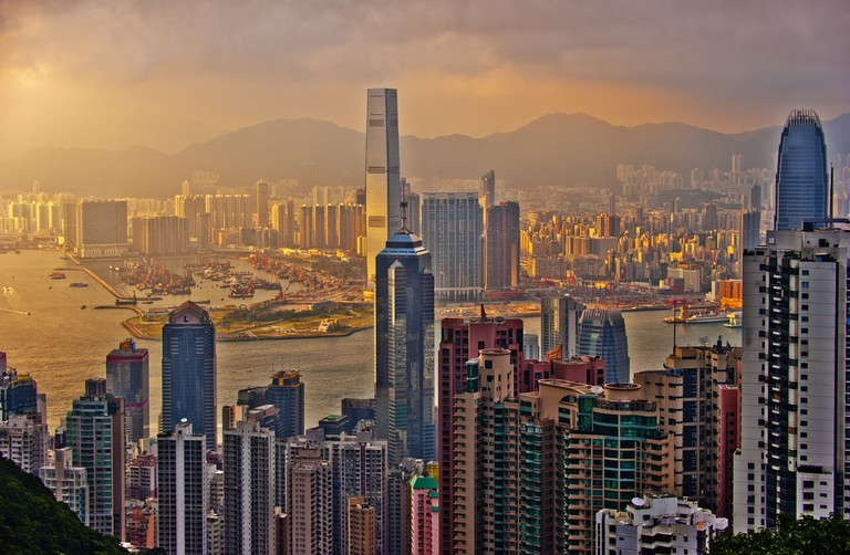 Hong Kong has the most expensive housing market in the world.