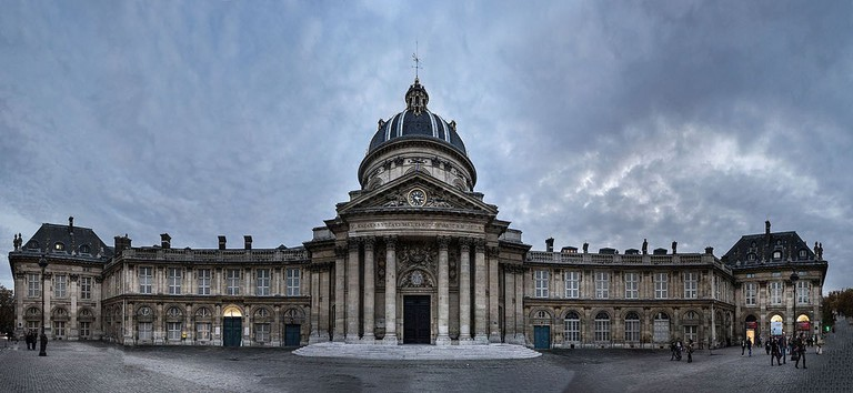 Institut de France, home of the Académie française │© Pedro J Pacheco / Wikimedia Commons